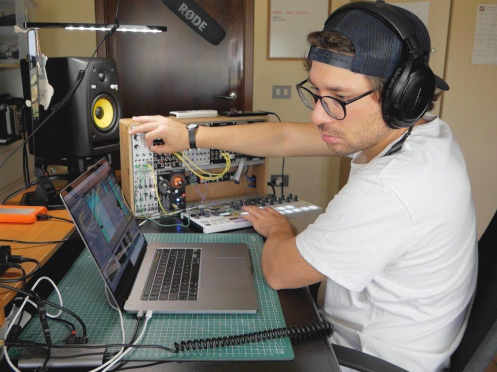 distilled noise modular system sample packs minimal house tutorials