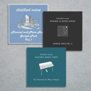 Distilled Noise all packs bundle
